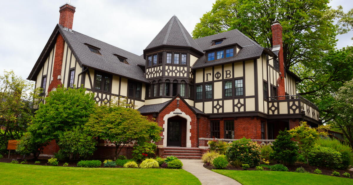 Greek Life Property Value Of Fraternities And Sororities