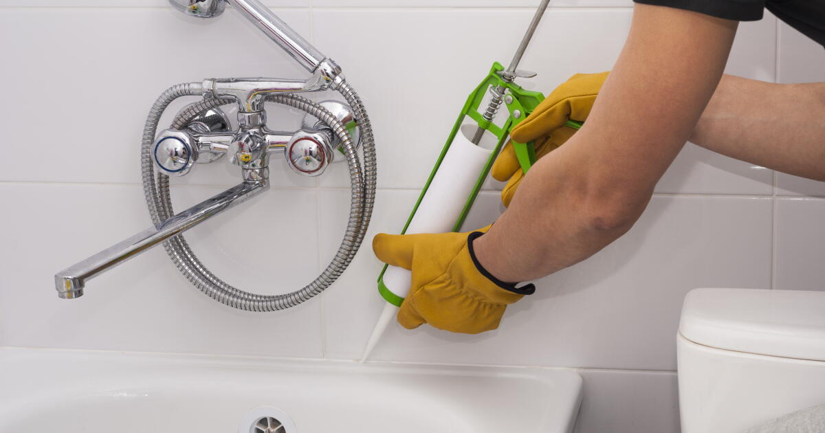 Kitchen And Bath Caulk Drying Time