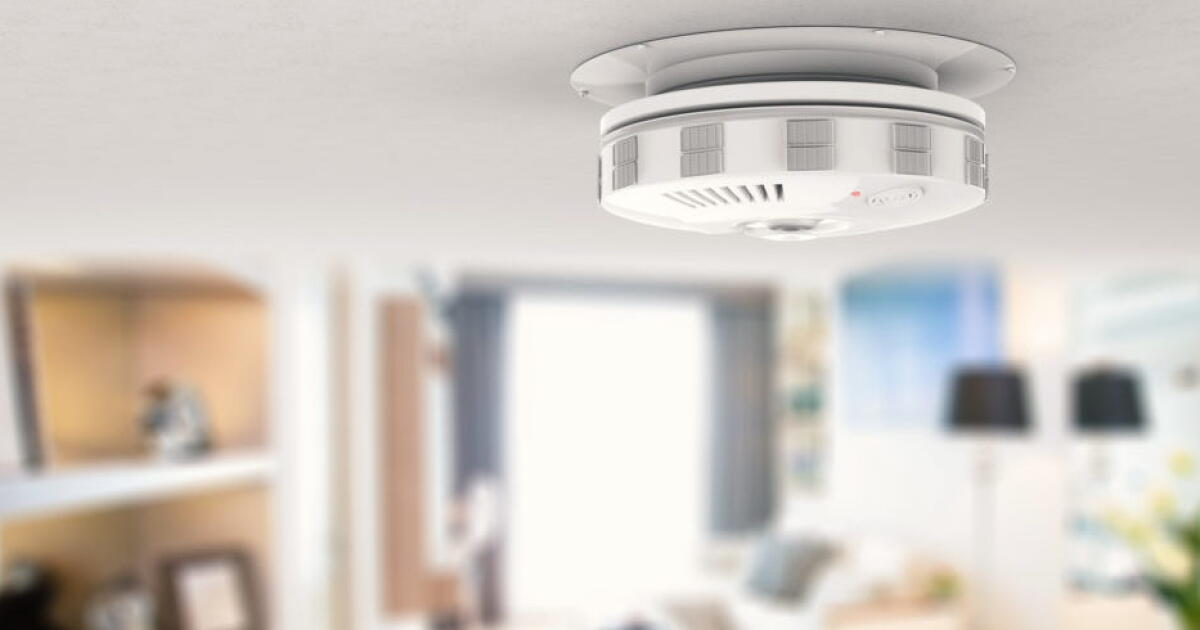 Smoke Detector Placement Guide To Installing Co And Fire Alarms